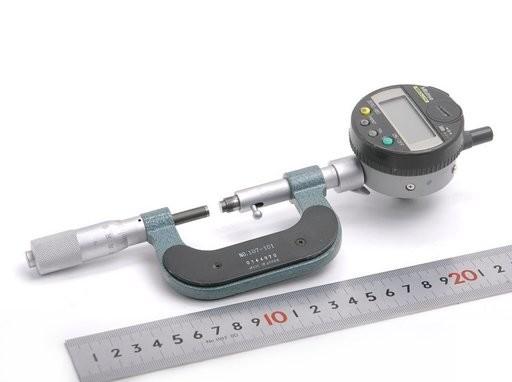 Mitutoyo デジマチックインジケータ取付式マイクロメータ ID-C112