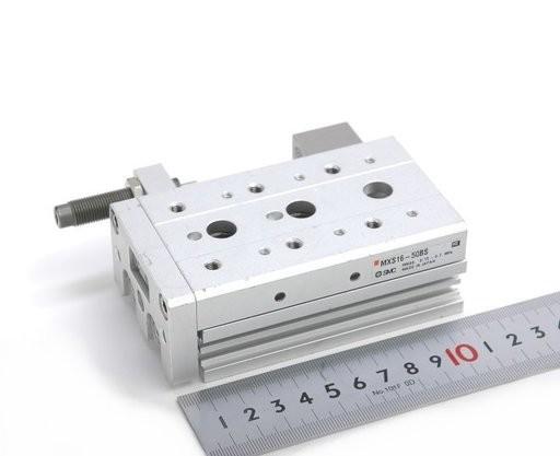 SMC エアスライドテーブル MXS16-50BS