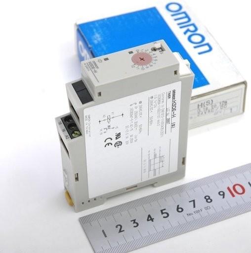 オムロン タイマー H3DE-H(S)