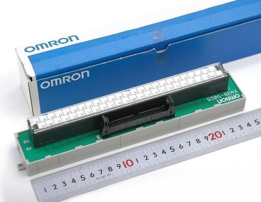 オムロン コネクタ端子台変換ユニット XW2B-50G5