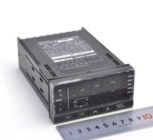 オムロン デジタルパネルメータ K3NX-VD2A-T1