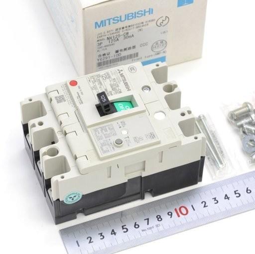 三菱 漏電遮断器 NV125-CW