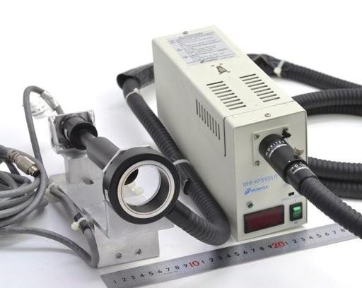 MORITEX ハロゲン照明 MHF-KFB100LR