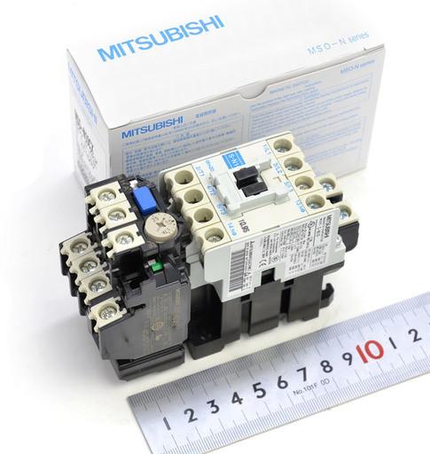 三菱 電磁開閉器 MSO-N10CX