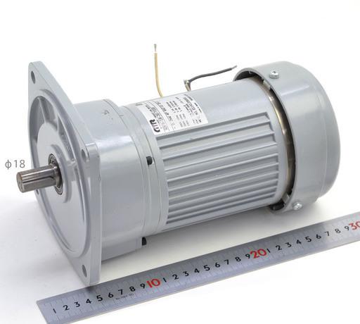 ニッセイ GTRインダクションモータ G3FB-18-20-T020