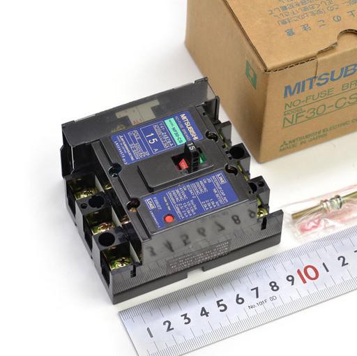 三菱 ノーヒューズ遮断器  NF30-CS 30A