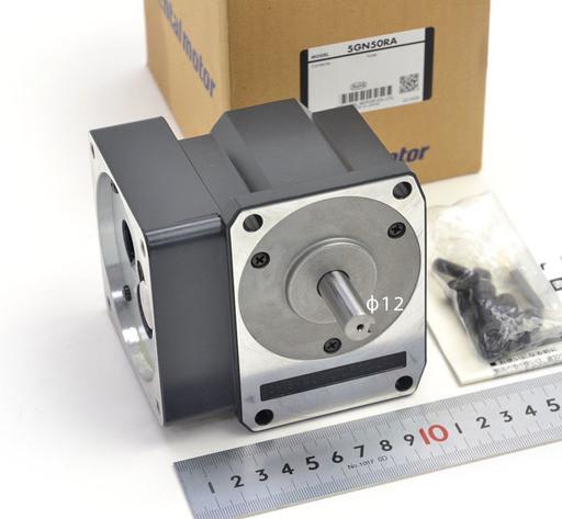 オリエンタルモーター 直交軸ギヤヘッド 5GN50RA