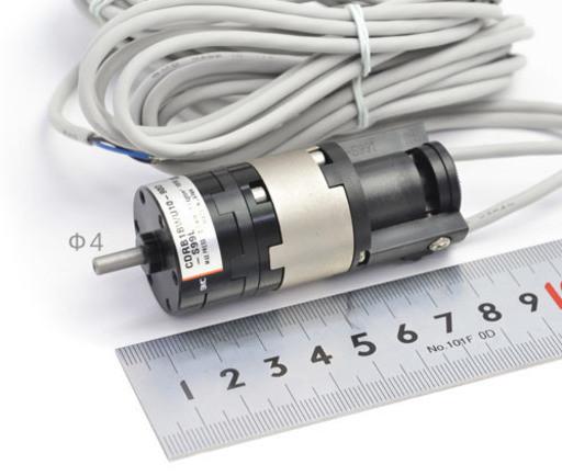 SMC ロータリアクチュエータ(ベーンタイプ) CDRB1BWU10-90D