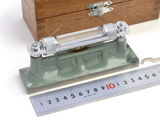大菱計器 調整付水準器