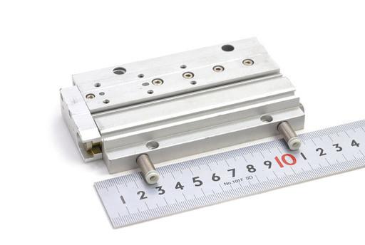SMC 薄型エアスライドテーブル MXF12-50
