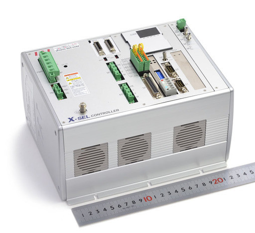 IAI コントローラ XSEL-Q-2-200AB-400AB-DV-E-EEE-0-3