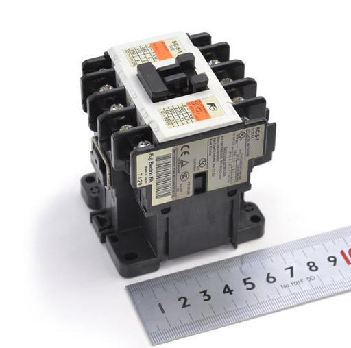 富士電機 電磁接触器 SC-5-1