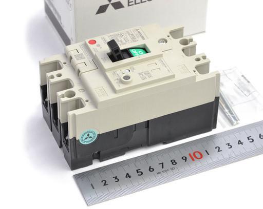 三菱 漏電遮断機 NV63-CV 20A 2P