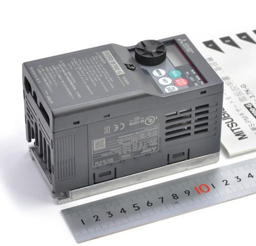 三菱 インバータ FR-D720-0.2K-G