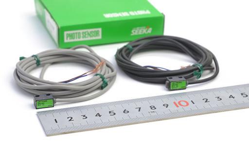 竹中電子工業 アンプ内蔵型光電センサ UM-T50DS