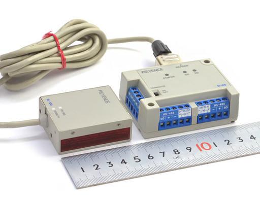 キーエンス 超小型CCD式バーコードリーダと専用電源のセット BL-180+N-48