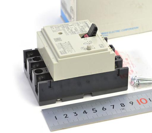 三菱 漏電遮断機 NV30-CS 5A 3P