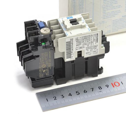 三菱 電磁開閉器 MSO-N10 1.5KW