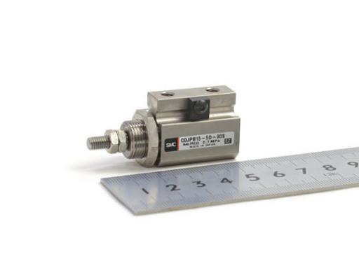 SMC ピンシリンダ CDJPB15-5D-90S