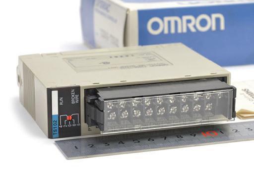 オムロン 温度センサユニット C200H-TS102