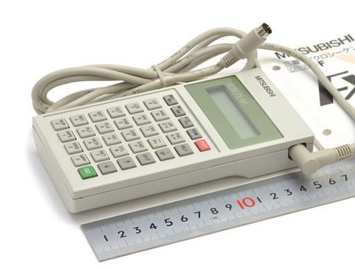 三菱 ハンディプログラミングパネル FX-10P