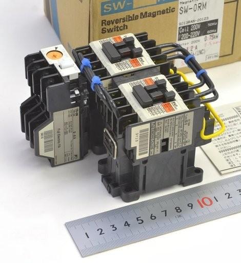 富士電機 電磁開閉器 SW-0RM(AC200V)