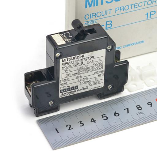 三菱 サーキットプロテクタ CP-B 1P 30A