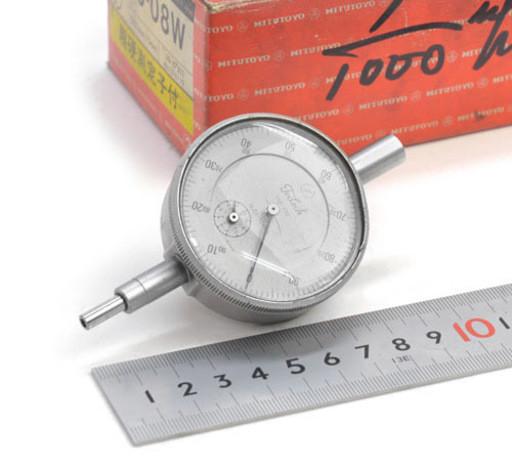 ダイヤルゲージ 0-10mm
