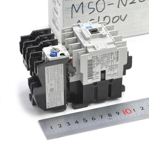 三菱 電磁開閉器 MSO-N20 2.2kW