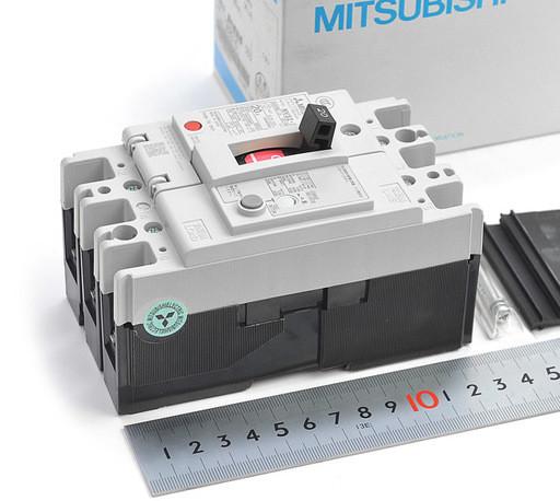 三菱 漏電遮断機 NV32-SW 20A 3P