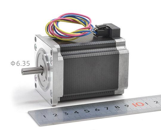 日本電産サーボ 3相ステッピングモータ KT56QM1-551