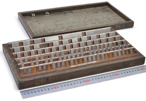 TSUGAMIMFG ゲージブロックセット B-2