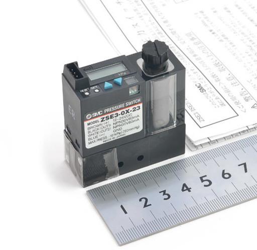 SMC 真空用圧力スイッチ ZSE3-0X-23CN-D