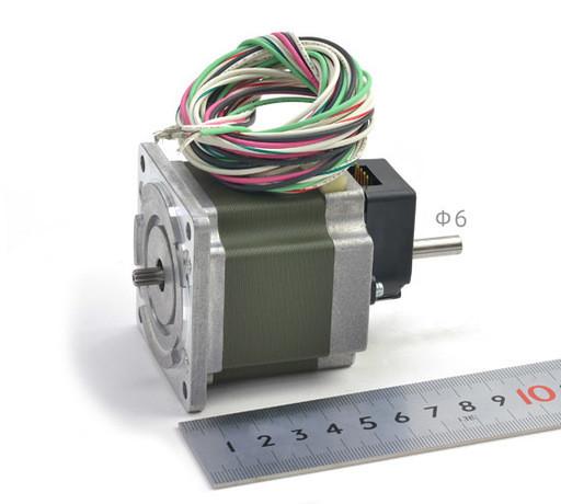 日本電産サーボ 両軸2相ステッピングモータ KH56KM2MP-003