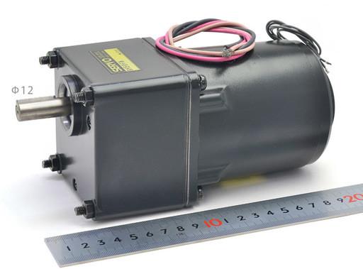日本電産サーボ タコジェネレータ付きレバーシブルモータ RHT9PF40N+9H50FN