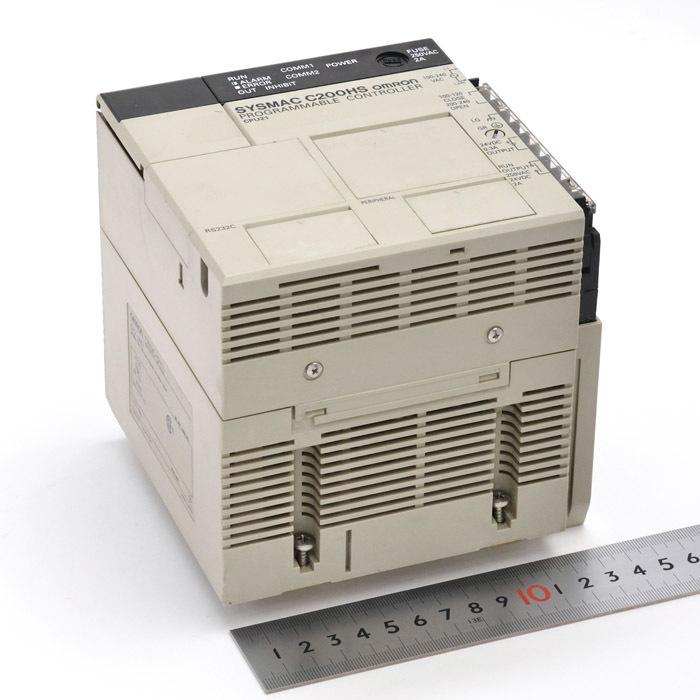 オムロン プログラマブルコントローラ C200HS-CPU21