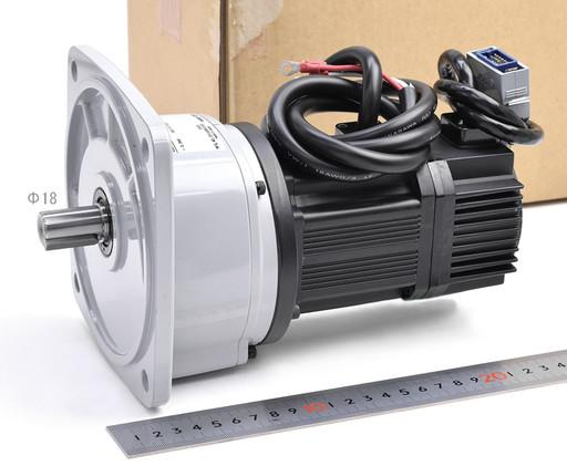 日本リライアンス ギアヘッド付きブラシレスモーター BLM-0102U-GF+G312-18F-5-020