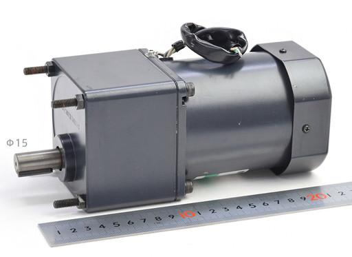 インダクションモーターとインバータのセット UBM560-503-E1+5GU30KB+FR-E520-0.1K(異音あり)