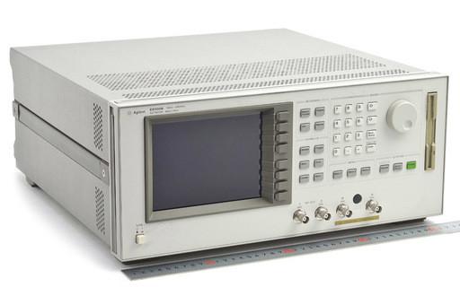 HP ネットワークアナライザ E5100B(画面不良)