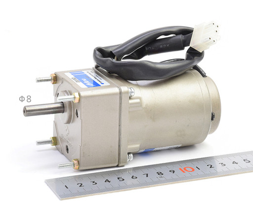 住友重機械工業 アステロ ギヤヘッド付きスピードコントロールモータとスピードコントローラのセット A6U06C-200V+CAU06C