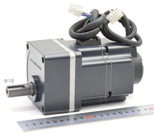 オリエンタルモーター 電磁ブレーキ付きブラシレスモーターとドライバのセット BX5120CM-5S