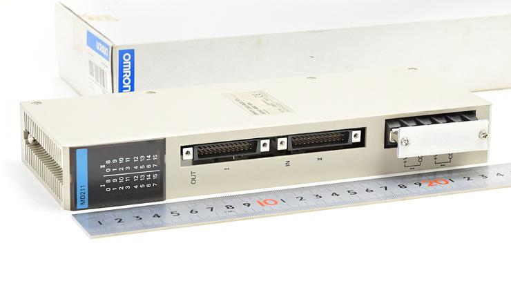 オムロン 入出力混合ユニット C500-MD211CN