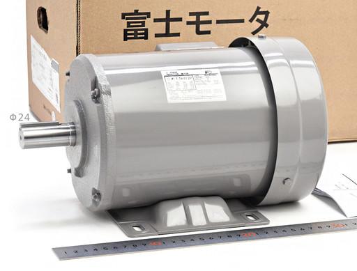 富士電機 三相モータ MLH8096M-2P 1.5kW