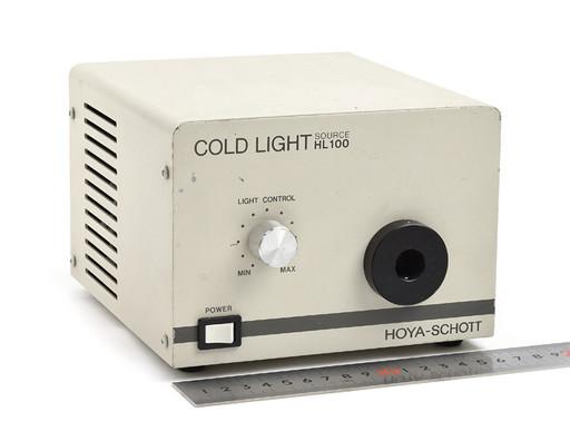HOYA-SCHOTT コールドライト HL100