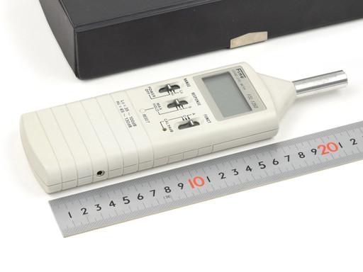 Fine デジタル騒音計 FSL-1350