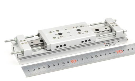 SMC エアスライドテーブル MXW12-75B