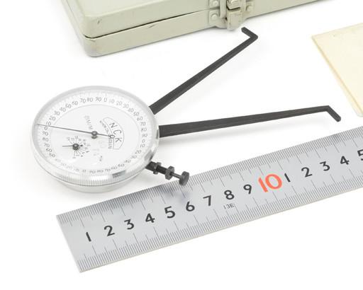 キャリパー製造 ダイヤルキャリパーゲージ 0~24mm