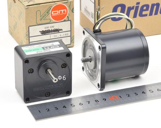 オリエンタルモーター レバーシブルモーター 2RJ4GB-A-E9+2GB30K