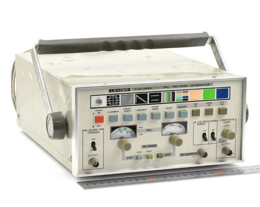 LEADER PALパターンジェネレータ LCG-399A (不具合あり)