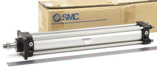 SMC エアハイドロシリンダ HC03-X1-50×350-FA1